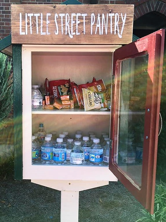 ecoos - little free pantry